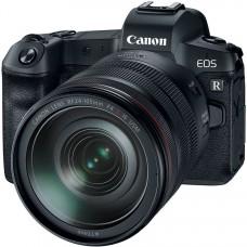 Canon EOS R + RF 24-105 f/4L IS USM + Mount Adapter EF-EOS R (3075C060)