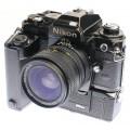 Nikon FA+osawa 28-50mm
