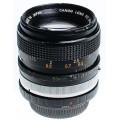 Canon FD 50mm F1.4 с переходником на бесконечность для Nikon