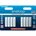 Аккумулятор Panasonic Eneloop AA 1900 8HH mAh NI-MH