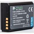 Aккумулятор PowerPlant Canon LP-E10