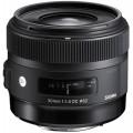 SIGMA AF 30/1.4 EX DC HSM Canon NEW