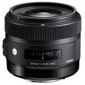 SIGMA AF 30/1.4 EX DC HSM Nikon NEW