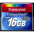 Compact Flash 16 GB (400X)